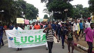 RDC : la LUCHA porte plainte contre des officiers de police