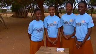 Kenya: quatre fillettes inventent une alarme contre les attaques d'éléphants
