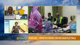 Mauritanie : l'opposition dénonce une mascarade d'élections [The Morning Call]