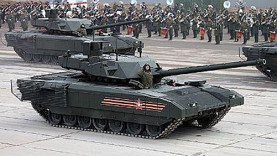 Armement : la Russie montre ses muscles, l'Otan s'inquiète