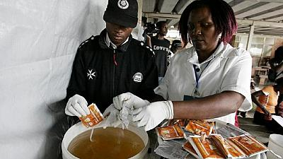 Zimbabwe health minister declares cholera emergency