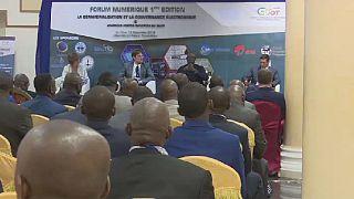 Le développement numérique et l'Afrique
