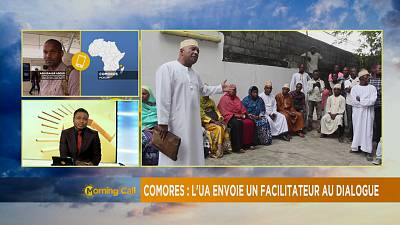Comoros's president crackdowns on July's referendum opponents [The Morning Call]