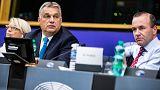 Weber megszavazza a Sargentini-jelentést