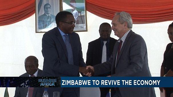 Zimbabwe keen on reviving economy