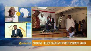 Zimbabwe's govt issues warning ahead Chamisa mock inauguration [The Morning Call]