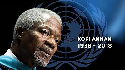 Kofi Annan was the United Nations: Antonio Guterres