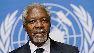 """""""Kofi Annan étaient les Nations unies et les Nations unies, c'était lui"""" - Antonio Guterres"""