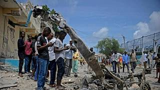 At least six dead in al Shabaab attack on Somalia's capital [No Comment]