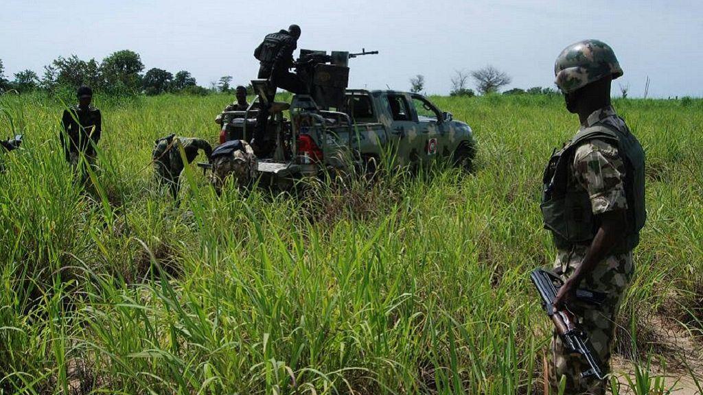 Resultado de la imagen para NAV-C Nigerian Army