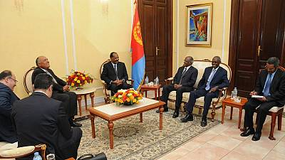 Eritrea – Egypt boost ties as foreign minister visits Asmara