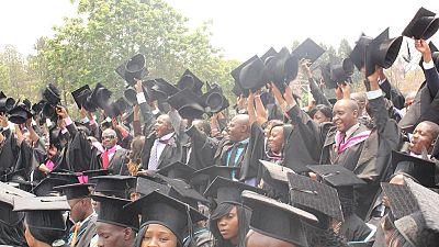 Cholera forces Zimbabwe's top varsity to defer graduation event