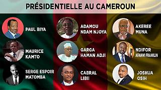 Cameroun-présidentielle: ceux qui veulent emménager à Etoudi Palace