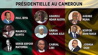 Cameroun-présidentielle : ceux qui veulent emménager à Etoudi Palace