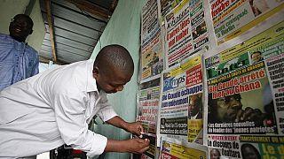 "Côte d'Ivoire : manifestation ""presse morte"" lundi"
