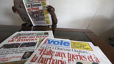 Côte d'Ivoire : le gouvernement dément supprimer ses aides à la presse