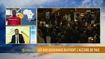 South Sudan's warring factions agree to revitalized peace deal [The Morning Call]