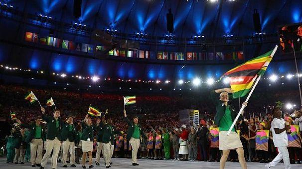 Zimbabwe sports minister hopes to uplift youth, unite 'polarised' country