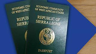 Sierra Leone combats passport scam for U.S. visas by top officials