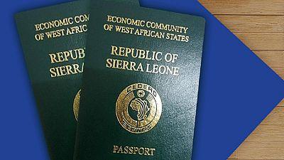 Sierra Leone combats passport scam for U.S. visas by top officials