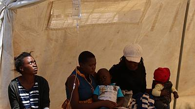 Epidémie de choléra : le gouvernement zimbabwéen sous le feux des critiques