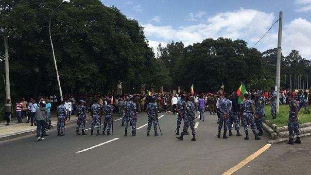 Éthiopie : manifestations contre l'insécurité