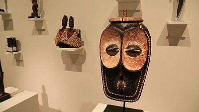 L'art africain s'expose à Londres