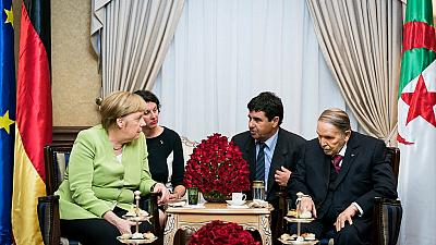 Rencontre Merkel - Bouteflika : cette fois, c'est la bonne