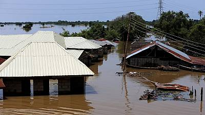 Nigeria declares national disaster over flooding in four states
