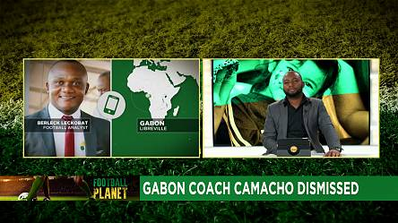 Gabon's Camacho axed. What's next for the Panthers? [Football Planet]