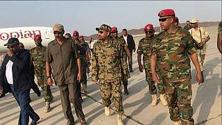 Abiy, Afwerki visit border together to celebrate Ethiopian new year with troops