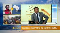 Uganda's resistance leader Bobi Wine to return home [The Morning Call]