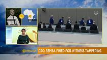 DRC: Bemba fined by ICC for witness tampering [The Morning Call]
