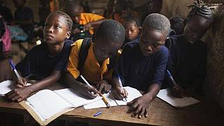 Bumpy kickoff to Sierra Leone's free education program