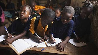 Bumpy kickoff to Sierra Leone's free education program