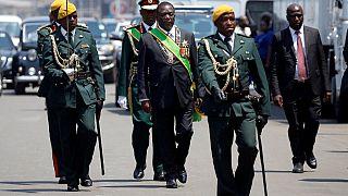 Au Zimbabwe, l'opposition boycotte le discours de Mnangagwa