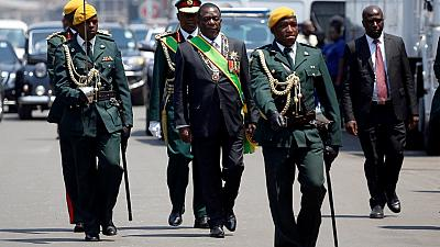 Zimbabwe: Mnangagwa lays out plan, opposition insists on 'illegitimacy'