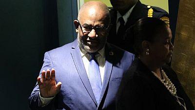 Le président comorien rencontre le chef de l'opposition