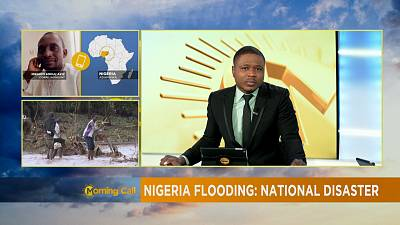 Torential rains cause havoc in Nigeria [The Morning Call]