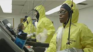 Scientists develop 'cooling' protective suits for Ebola workers