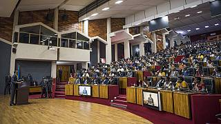 Kagame urges new MPs to protect Rwanda's sovereignty