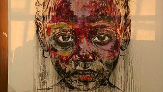 Afrique du Sud - Nelson Makamo, l'artiste qui célèbre les femmes