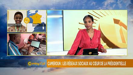 Cameroon's upcoming presidential election and social media use [The Morning Call]