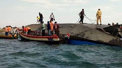 Plus de 131 morts dans le naufrage du ferry sur le lac Victoria (nouveau bilan)