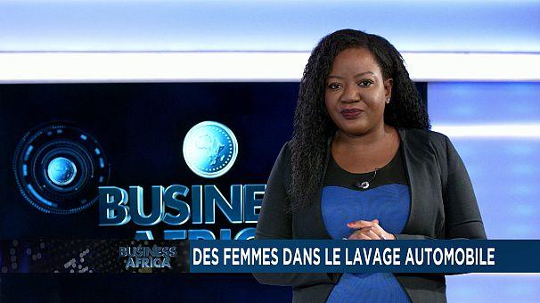 Deux Égyptiennes investissent dans le lavage automobile [Business Africa]