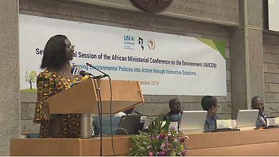African environment platform opens