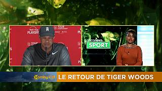 Tiger Woods comeback [Sports]