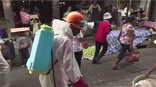 """La peste à Madagascar est """"sous contrôle"""""""