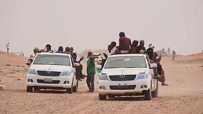 Niger : la difficile reconversion des passeurs