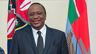 Kenya president signs new finance bill, promises to fight corruption